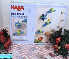 Does your toddler love the bath? The HABA USA #BallTrack makes the perfect gift idea on our #HGG2017 #ad http://parentinginprogress.net/hgg-toddlers-3/11/