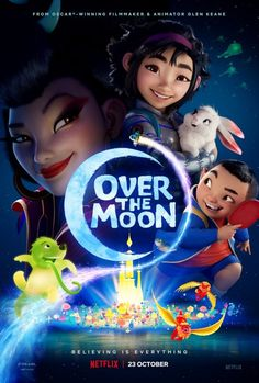 Over The Moon: An Animated Conversation Ken Jeong and Margaret Cho Rural Mom