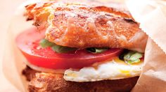 Build+a+Better+Breakfast+Sandwich+and+more+on+MarthaStewart.com