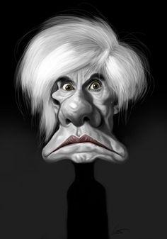 [ Andy Warhol ] - artist: Marco Calcinaro - website: http://www.marcocalcinaro.com/