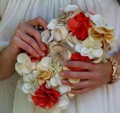Project Idea: How to make a floral clutch by KristinaJ.