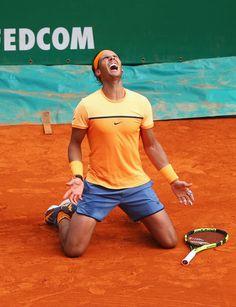 Rafael Nadal - Monte Carlo 2016