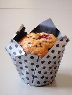 Cherry Muffins 2016