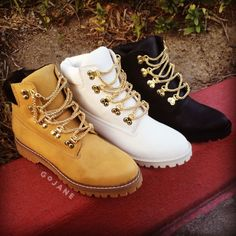 Chain-ge Of Pace Work Boots