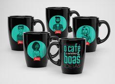 Cliente: Melitta do Brasil Campanha: Projeto Café+Coworking  Peças: caneca  Praça: Rio de Janeiro, Paraná, Santa Catarina e Rio Grande do Sul Saiba mais: www.i9suaideia.com.br/i9dades #café #coffee #i9suaideia #advertising #design #identidadevisual #ilustração