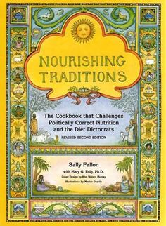 A review of an amazing book on holistic nutrition, information and recipes.