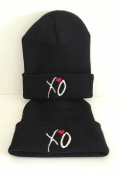 2699ea2134e XO THE WEEKND Drake Owl ovoxo winter beanie by winteriscoming2012