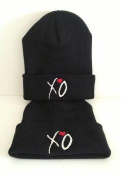 XO THE WEEKND Drake Owl ovoxo winter beanie  by winteriscoming2012, $20.00