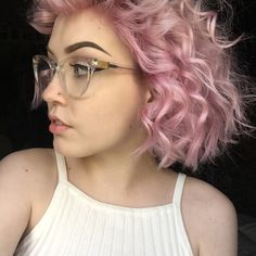 I really want to dye my hair this color ! Coloured Hair, Dye My Hair, Grunge Hair, Crazy Hair, Pretty Hairstyles, Medium Hairstyles, Braided Hairstyles, Wedding Hairstyles, Hair Dos