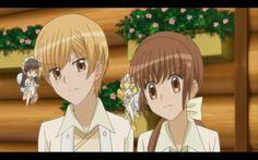 Yumeiro Patissiere Kashino and Ichigo | Yumeiro Patissiere