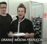 Yeah tre probably doesn't need any caffeine ever