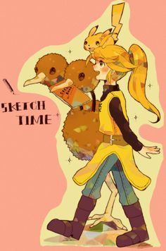 Love Yellow Pokemon