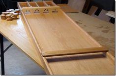 Sjoelbak (Dutch Shuffleboard ) - how to build