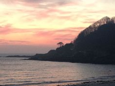 Guernsey, Channel Islands. A photo my hubby took during sunrise