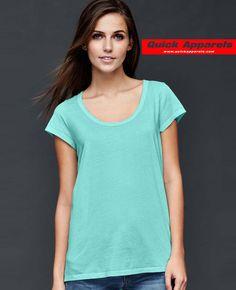 http://www.quickapparels.com/women-vintage-wash-scoop-neck-tee-shirt.html