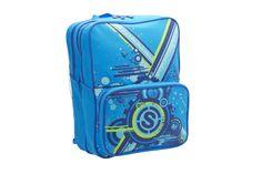 Link Square Backpack Blue 19782