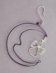 poinsettia wire jewelry | ... with WigJig Jewelry Making Tools, Wire, Beads and Jewelry Supplies