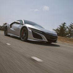 Find Road To Run Then Run The Road Nsx Acura Nsx Evo