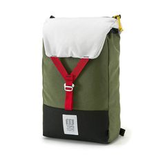 Topo Designs Y-Pack Backpack | Made in the USA