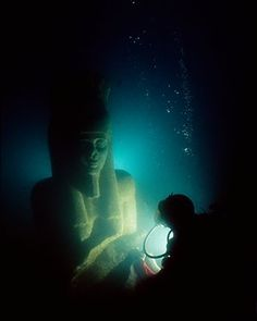 Lost cities #6: how Thonis-Heracleion resurfaced after 1,000 years under water | Cities | The Guardian