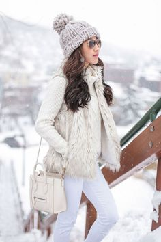 Cute Casual Winter Outfits for Women Cold Weather Ideas Fall Fashion - Snow Outfits For Women, Winter Mode Outfits, Cold Weather Outfits, Winter Fashion Outfits, Autumn Winter Fashion, Clothes For Women, Spring Outfits, Fashion Boots, Snow Fashion