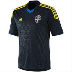 Men's 2013/14 Sweden Away Soccer Jersey Camisetas de Fútbol 820103337403 on eBid United States