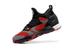Free Shipping Only 69$ adidas D Lillard 2 2016 McDonalds All American Games Solar Red Black