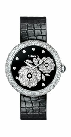 GLAMBARBIE Chanel watch