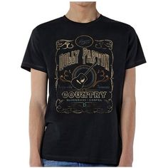 Dolly Parton Shirt - Vintage Style - Vintage Band Tees - http://www.band-tees.com/store/DP_22022_001!GLOBA/Dolly+Parton+Whisky+Label+T-shirt