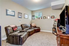 33424 42nd Ave SW, Federal Way, WA 98023 | MLS #1217106 | Zillow Federal Way, Couch, Furniture, Home Decor, Settee, Decoration Home, Sofa, Room Decor, Home Furnishings