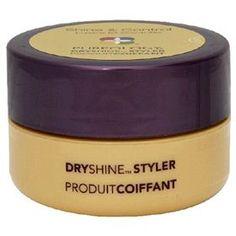 Pureology Dry Shine Styler....awesome finisher