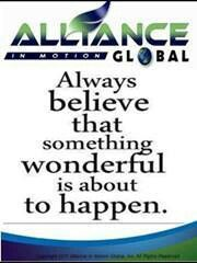 always believe that somthing wonderful to happen with Aim Global Heath Care, Immune System Boosters, Always Believe, Global Business, Business Opportunities, Life Changing, Flyers, Chen, Health And Beauty