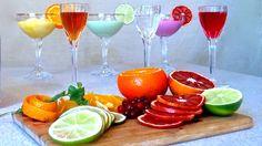Соединив фруктовое мороженное с небольшим количеством крепкого алкоголя, можно добиться удивительного результата. Но важно знать, что с чем и в каких пропорциях.