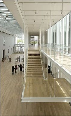 Chicago - The Art Institute - This is the new modern wing!
