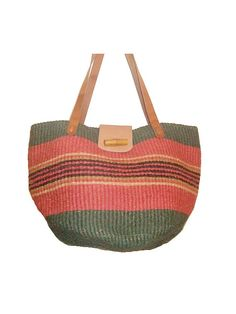 90s SISAL  shoulder bag by lesclodettes on Etsy, $42.00