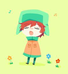 kyle by azngirlLH on DeviantArt South Park Anime, South Park Fanart, Adventure Time, Trey Parker, Kyle Broflovski, Stan Marsh, Otp, Goin Down, Famous Pictures