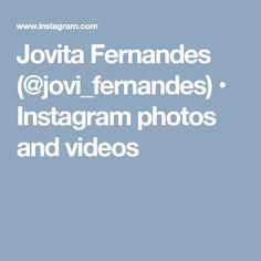 Jovita Fernandes (@jovi_fernandes) • Instagram photos and videos