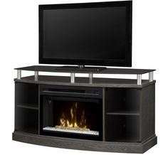 Dimplex - Home Page » Fireplaces » Media Consoles » Products » Windham Media Console