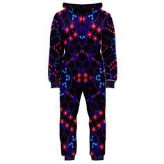 K,uku+(6)i+Hooded+Jumpsuit+(Ladies)+