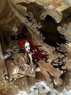 The Book Show: Bram Stoker's Dracula by Abigail Larson
