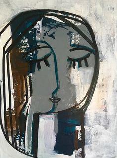 12 x 16 acrylic on canvas Craig Greene Art Visage, Black And White Posters, Nashville, Moose Art, Abstract Art, Wall Art, Canvas, Artist, Painting