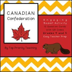 New Canadian History Confederation 43 Ideas Social Studies Activities, History Activities, Teaching Social Studies, Preschool Activities, History Classroom, History Education, Teaching History, Canadian Confederation, Black History Month Facts