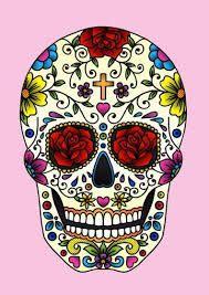 Resultado de imagem para dia dos mortos mexico maquiagem