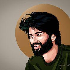 Dark Art Drawings, Art Drawings Sketches, Dj Movie, Astronaut Wallpaper, Bike Drawing, Alone Photography, Blur Background Photography, Vijay Devarakonda, Actor Photo