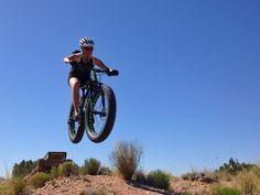 Mariposa Fat Bike Trails - Biking New Mexico