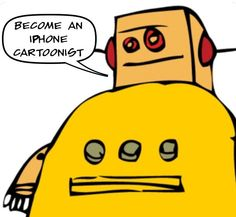 Picture of Become An iPhone Cartoonist