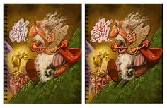 """HolyCow3 - Mosses returning with The Ten Commandments"""""""