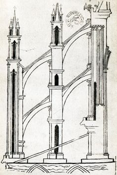 flying buttresses - Google Search