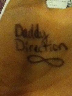 Happy Birthday Daddy Direction!!!!