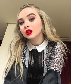 "[[Sabrina Carpenter]] ""what up, im Sabby, I'm 17 12 so almost 18. I'm single but looking. I like to sing, also act. I do also like to party. I need more friends so please come say hi."""